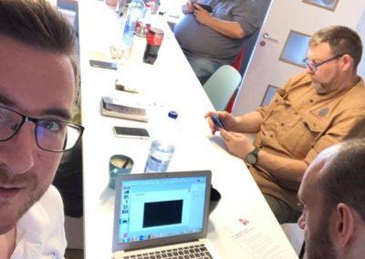 Formation à Jem'connecte Co-working