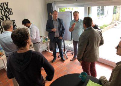 Meeting au Co-working Jem'connecte